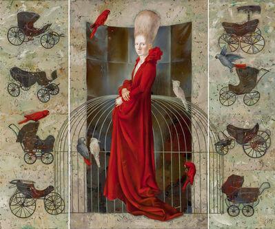 Igor & Marina, 'Red Queen', 2012