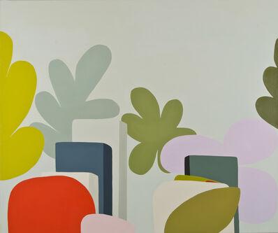 Louise Belcourt, 'Cliff Flower #17', 2018