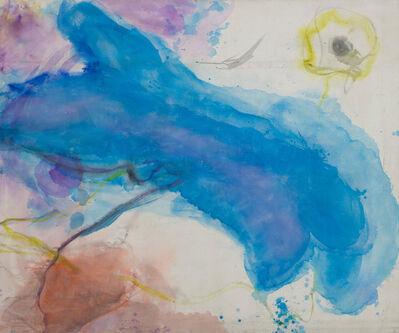 Vivian Springford, 'Blue Form (#163)', 1963