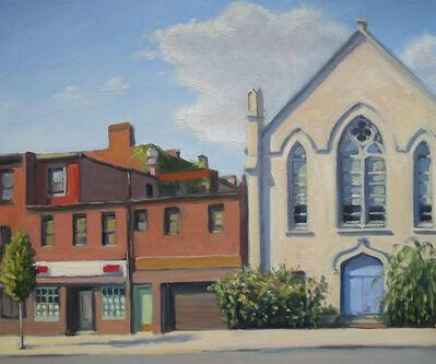 Ella Yang, 'Bodega and Old Church', 2005