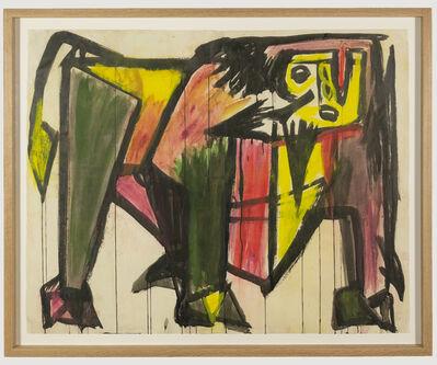 Anthony Caro, 'Bull', 1954