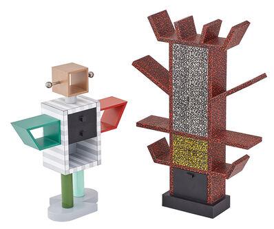 Ettore Sottsass, 'Ettore Sottsass And Masanori Umeda For Memphis Miniatures'
