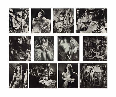 Carolee Schneemann, 'Eye Body: 36 Transformative Actions'