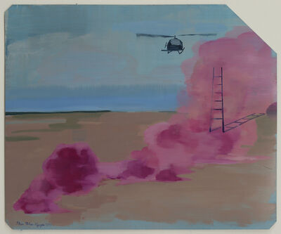 Phan Thao-Nguyen 潘濤阮, 'Pink Fog (Cluster bomb) 粉紅霧(簇聚炸彈)', 2017