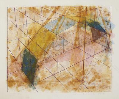 Ronald Davis, 'Intaglio Print Series: three plates', 1975