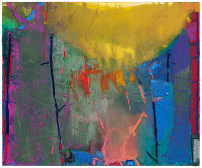 Brian Rutenberg, 'Banner of the Coast 2', 2020