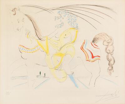 Salvador Dalí, 'Venus au Cheval'