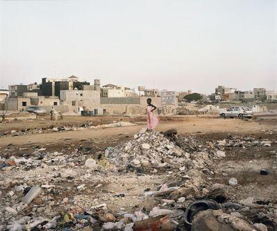 Jim Goldberg, 'Girl in Pink Dress, Senegal', 2008; printed 2011