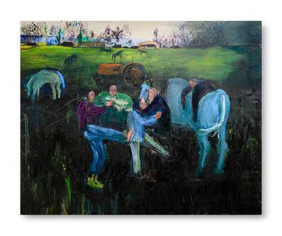 Grace Metzler, 'Milk House', 2017