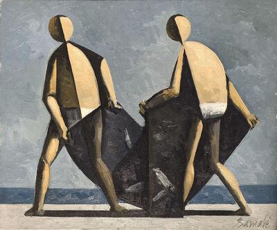 Duilio Barnabé, 'Fishermen', ca. 1950s