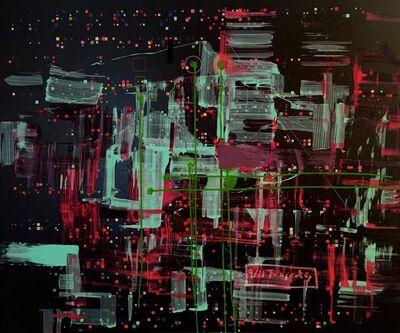 Nelson Saiers, 'VIX Above 40', 2015