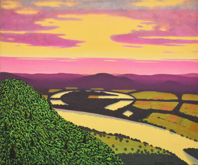 Bill Sullivan, 'Oxbow', 1995-1996