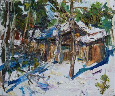 Ulrich Gleiter, 'On a Bright Winter Day', ca. 2020