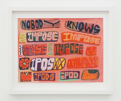 Kellen Chasuk, 'Impose', 2018