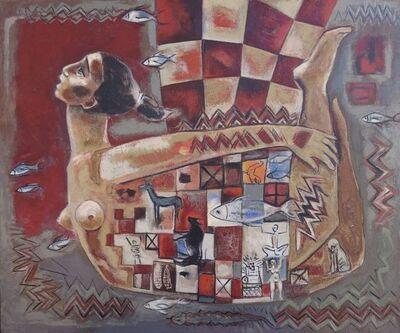 Iván Castellón, 'Bolivia's Ark', 2016