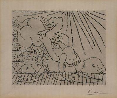 Pablo Picasso, 'La Sauvetage II', 1932