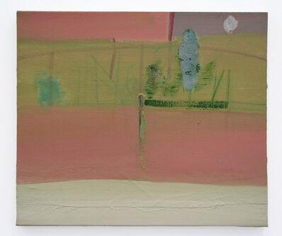 Merlin James, 'Landscape', 1995-2013