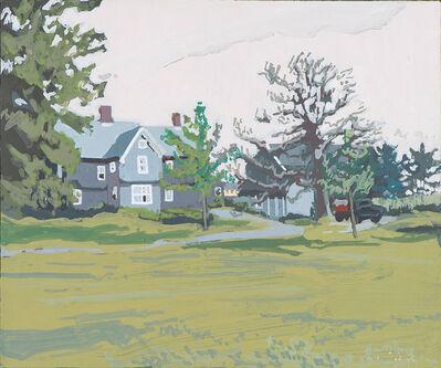 Robert Dash, 'Two Neighbors Away', 1978