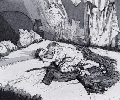 Paula Rego, 'Pendle Witches - Mist IV', 1996