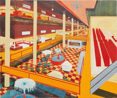 Jules de Balincourt, 'Close Out Sale', 2003