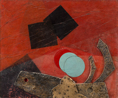 Roberto Crippa, 'Senza titolo', fine anni '60