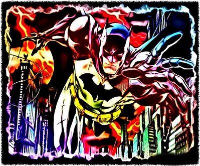 Clem$, 'Batman', 2017