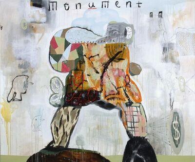 John Yoyogi Fortes, 'Monument', 2016