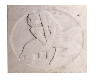 After Eric Gill, 'Votes for women'