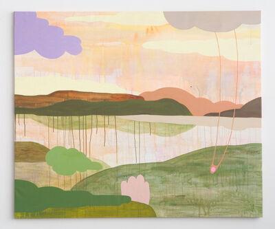 Carin Ellberg, 'Okända landskap 4', 2012