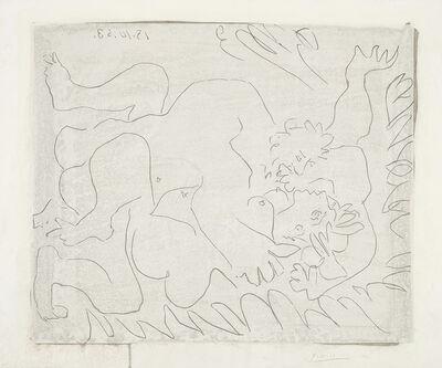 Pablo Picasso, 'L'Ètreinte I (The Embrace I)', 1963
