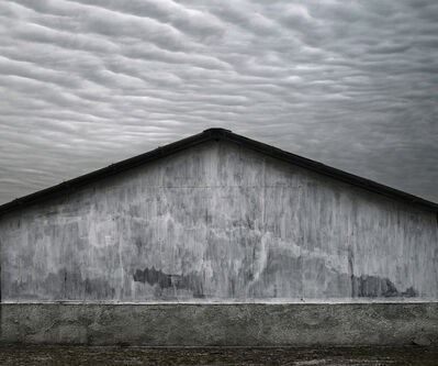 Tamas Dezso, 'Building (Emod, North-East Hungary)', 2009