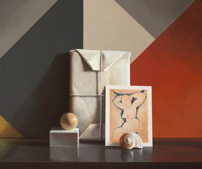 Guy Diehl, 'Still Life with Modigliani #13', 2018