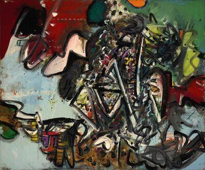Alan Davie, 'Love in the Bones', 1961