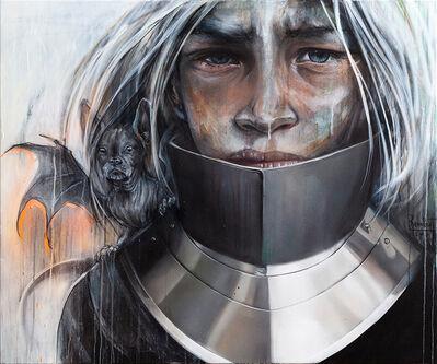 Herakut, 'Silence', 2019