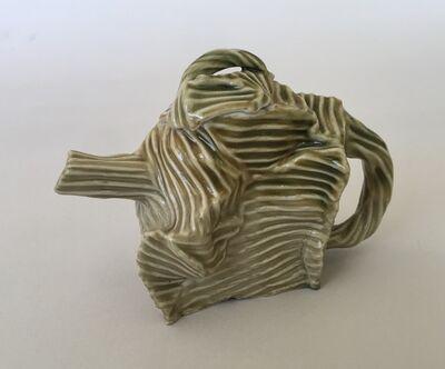 Kathleen W. Martin, 'Origami Teapot #2', 2021
