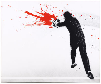 Nick Walker, 'Paint Chucker Red', 2008