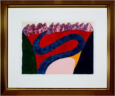 Carol Summers, 'Dudh Kosi (Milk River)', 2004