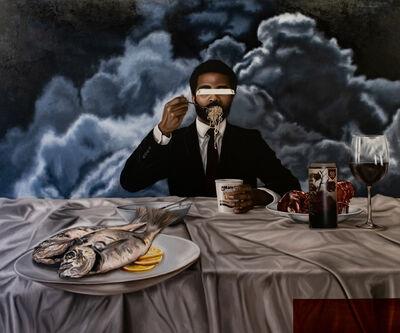 O'Neil Scott, 'Hunger Has a Silver Lining', 2021