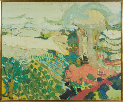 Gabriel Godard, 'Jardin', 1965