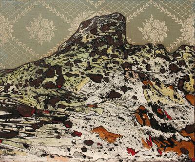 Enrico Baj, 'Testa montagna', 1958