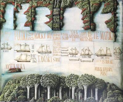 Mark Wooller, 'Tamaki Strait', 2021