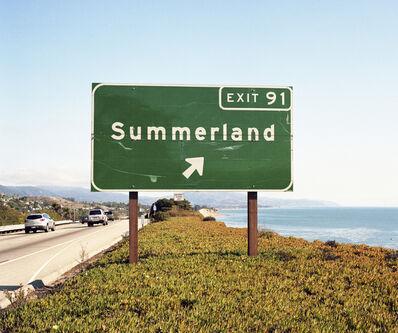Will Adler, 'Summerland', 2012