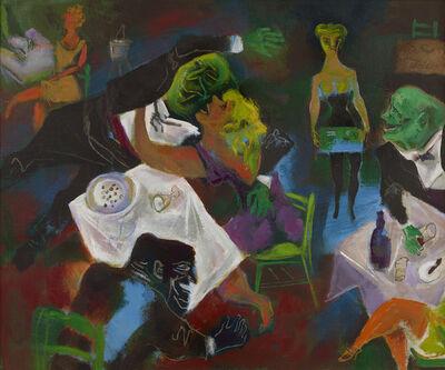 William Gropper, 'Night Club', 1973