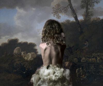 Hans Withoos, 'Sheperdess', 2016