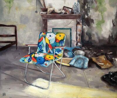 """Kegrea, '"""" La chambre""""', 2018"""