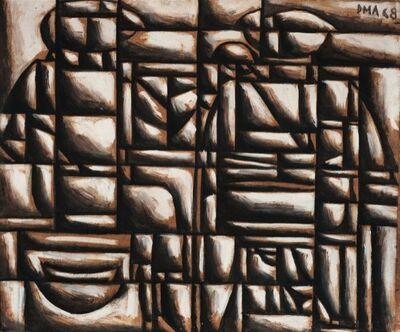 Daymán Antúnez, 'Construcción disociada', 1968