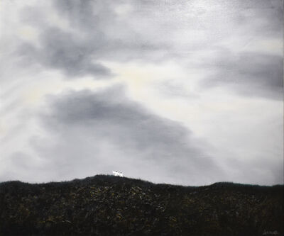 Sanzi, '踏青Filed Walking', 2018