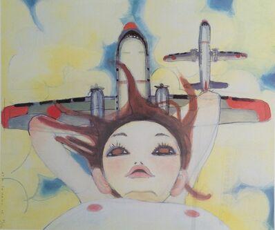 Aya Takano, 'Fallin' Manma Air', 2005