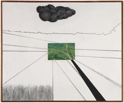 Allan D'Arcangelo, 'Double Overpass #2', 1960