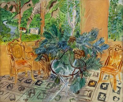 Raoul Dufy, 'La terrasse à Vernet-Les-Bains', 1943